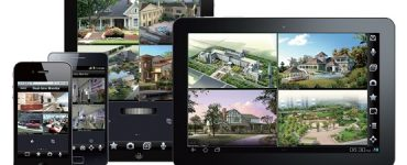 Aplikasi Kamera CCTV Android Jarak Jauh Menggunakan Wifi