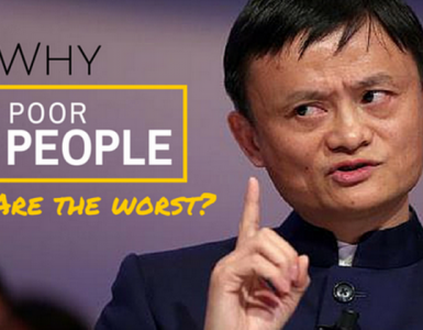 jackma why poor people panduanbs