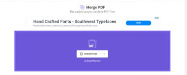Cara Menggabungkan 2 atau Lebih File PDF yang Berbeda