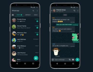 Cara Mengganti Tema Gelap (Dark Mode) di WhatsApp