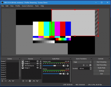 PanduanBS Open Broadcaster Software OBS