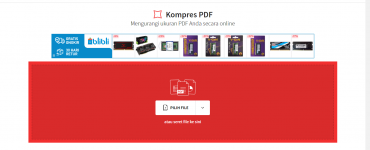 Cara Mudah Mengecilkan Ukuran File Pdf secara Online dan Gratis