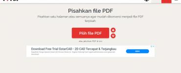 Cara Memisahkan File PDF menjadi Beberapa Bagian
