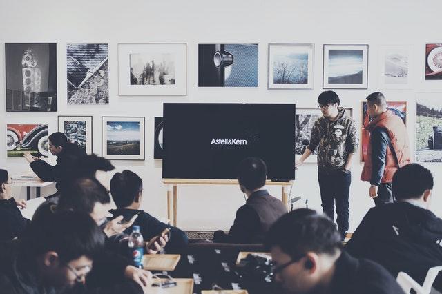 Font Presentasi mudah dibaca