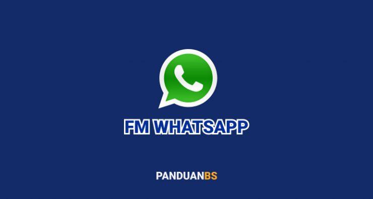 FM WhatsApp Mod Apk fm wa