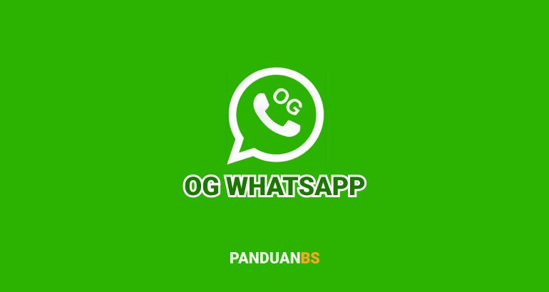 Og WhatsApp Mod Apk